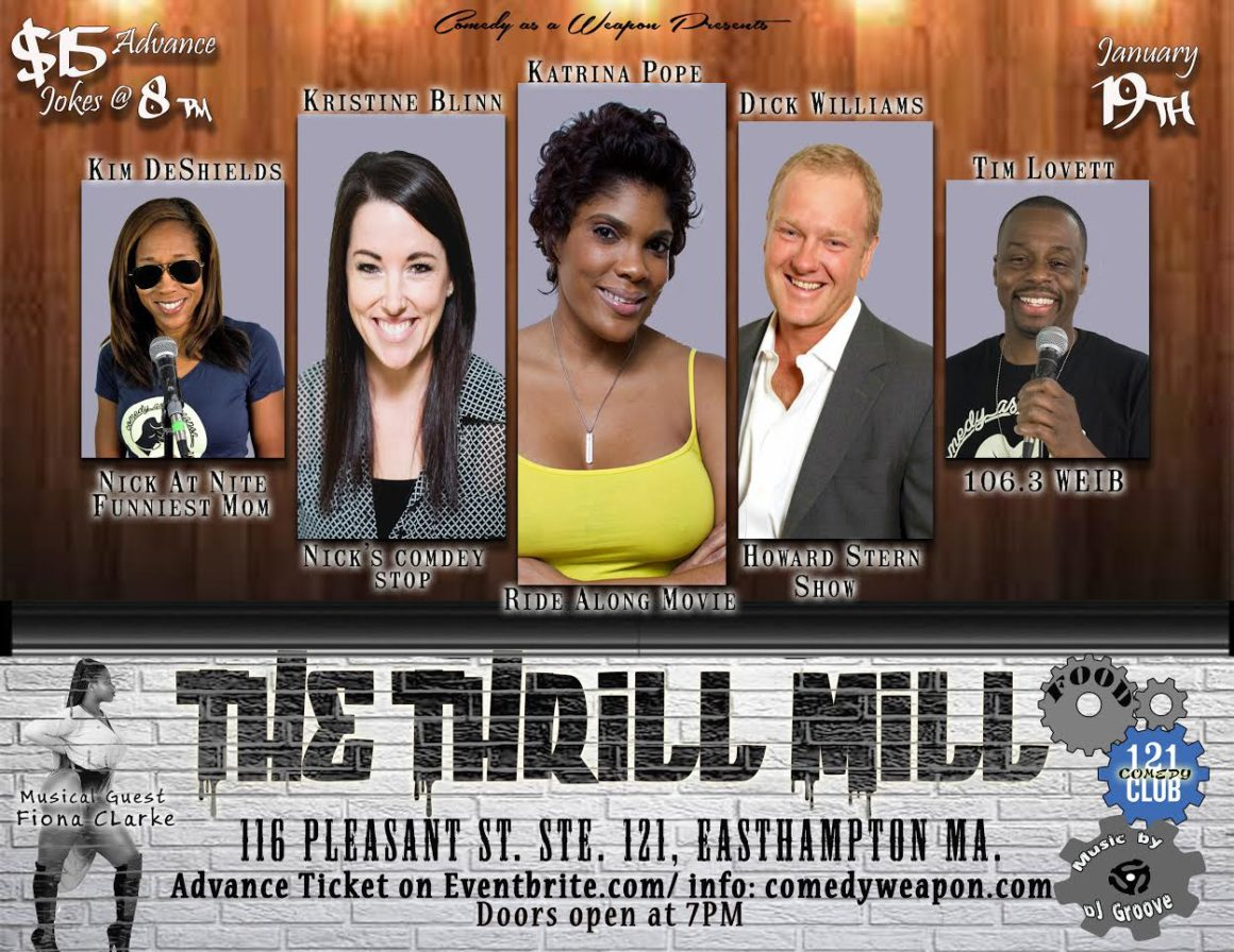 The Thrill Mill